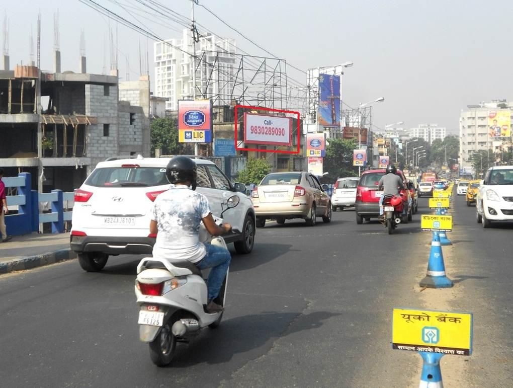 Dhakuria Bridge,Opposite AMRI Hospital, Kolkata