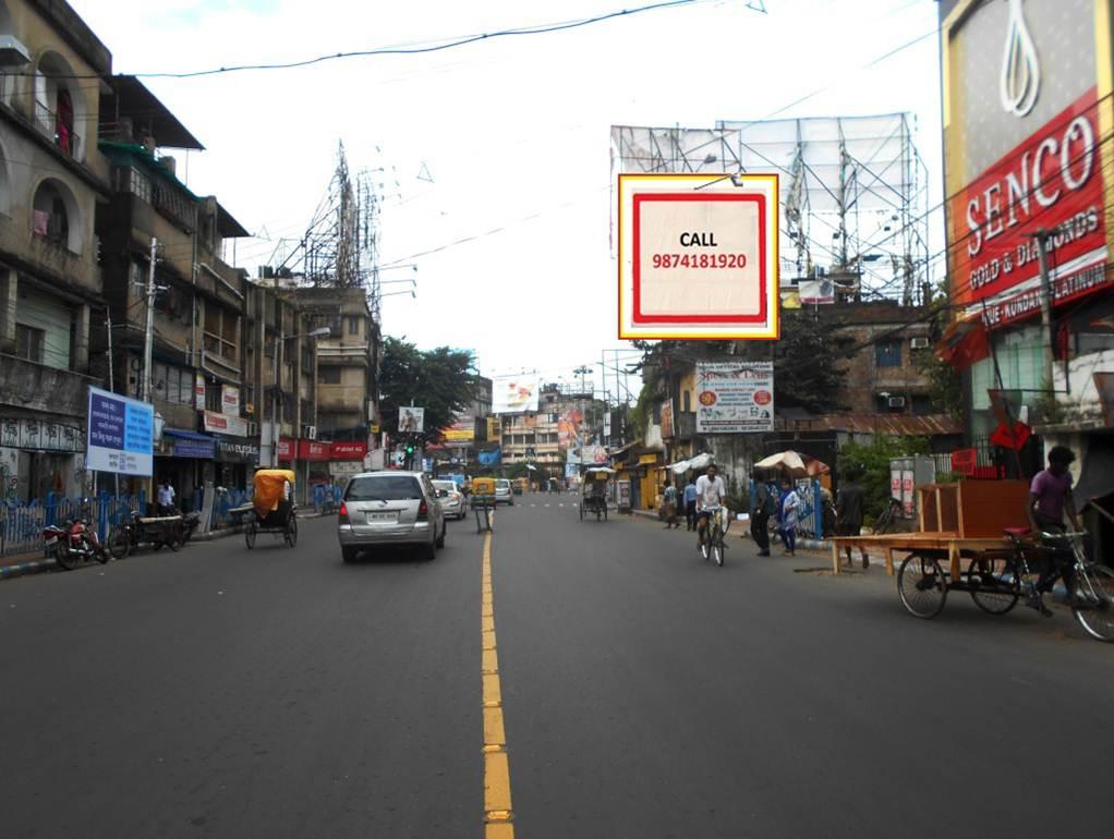 Jadavpur-Sukanta Setu crossing, Kolkata