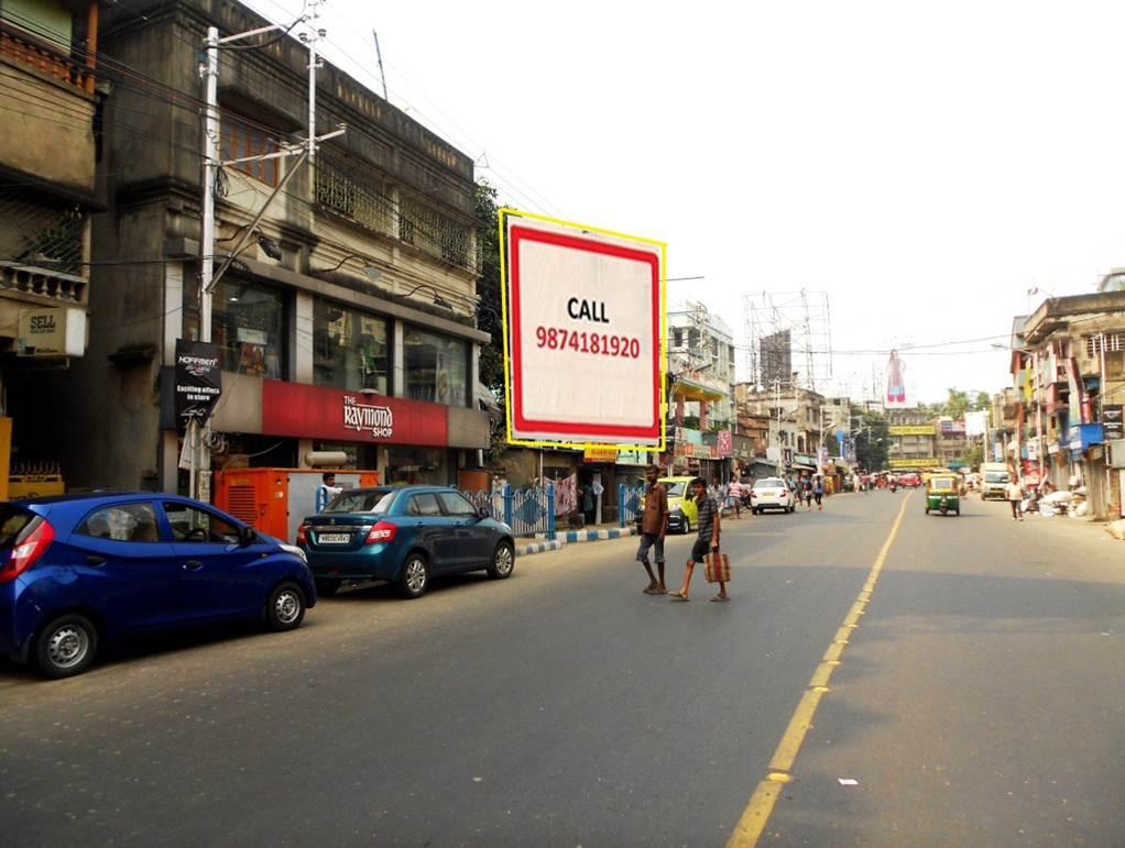 Jadavpur-Sukanta setu crossing (Sulekha), Kolkata