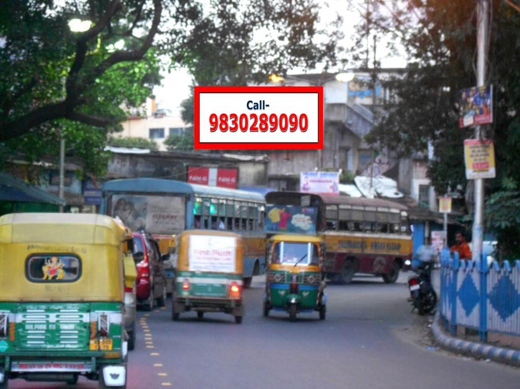 Garia 45 Bus Stand-Patuli crossing, Kolkata