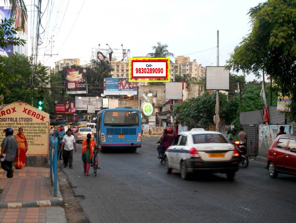 Garia 45 Bus stand, Kolkata
