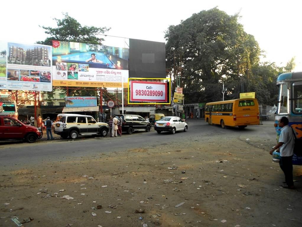 Garia 3 point crossing, Kolkata