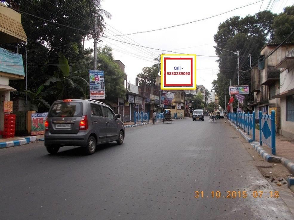 E.M.Bypass-Kamalgazi 3 point crossing, Kolkata