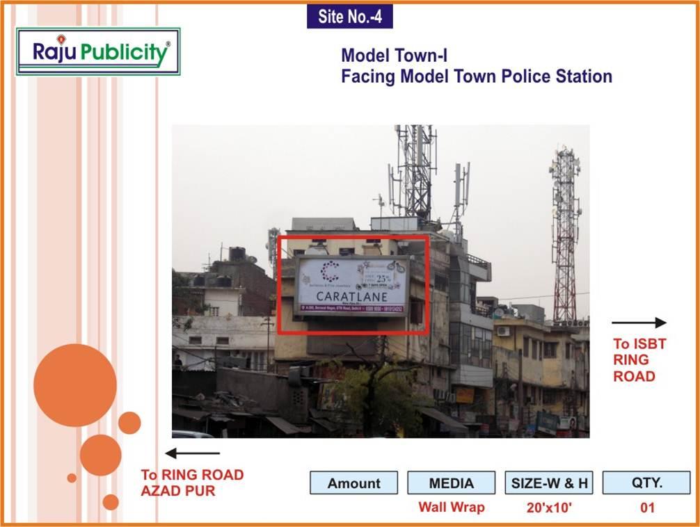 Model Town-I, Delhi