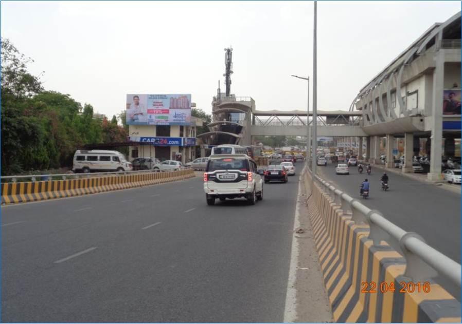 Billboard Adjacent to Cyber Green Flyover, New Delhi