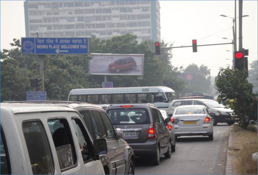 Nehru place, New Delhi
