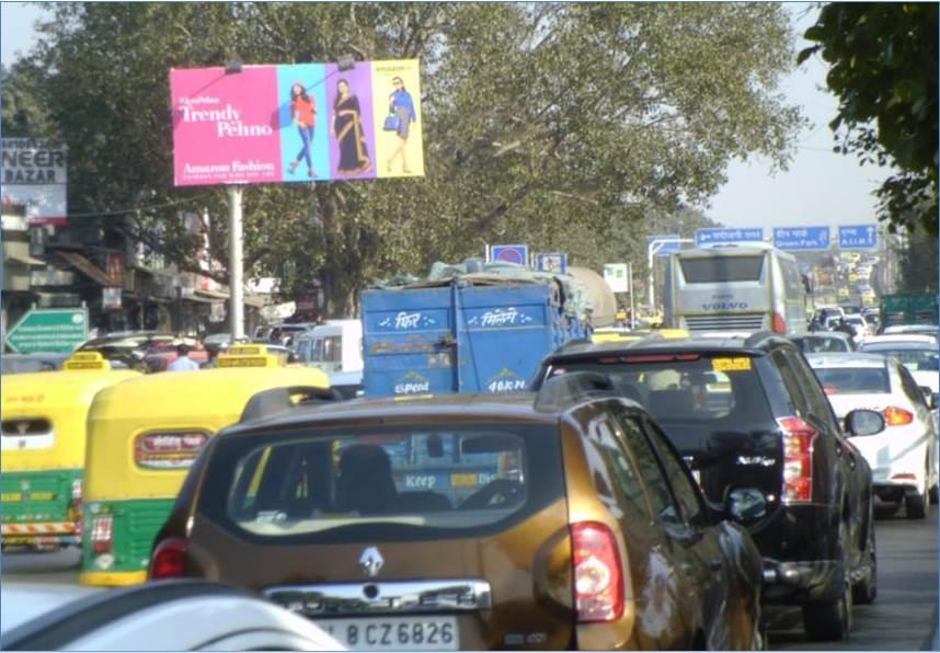 Narouji Nagar Ring Road, New Delhi