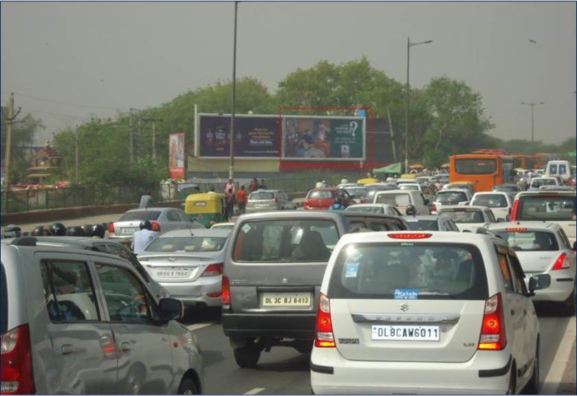 Punjabi Bagh Flyover Outer Ring Road, New Delhi