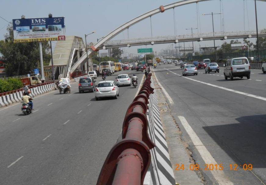 NH-24, Ghazipur,UP Gate, Akshardham, New Delhi