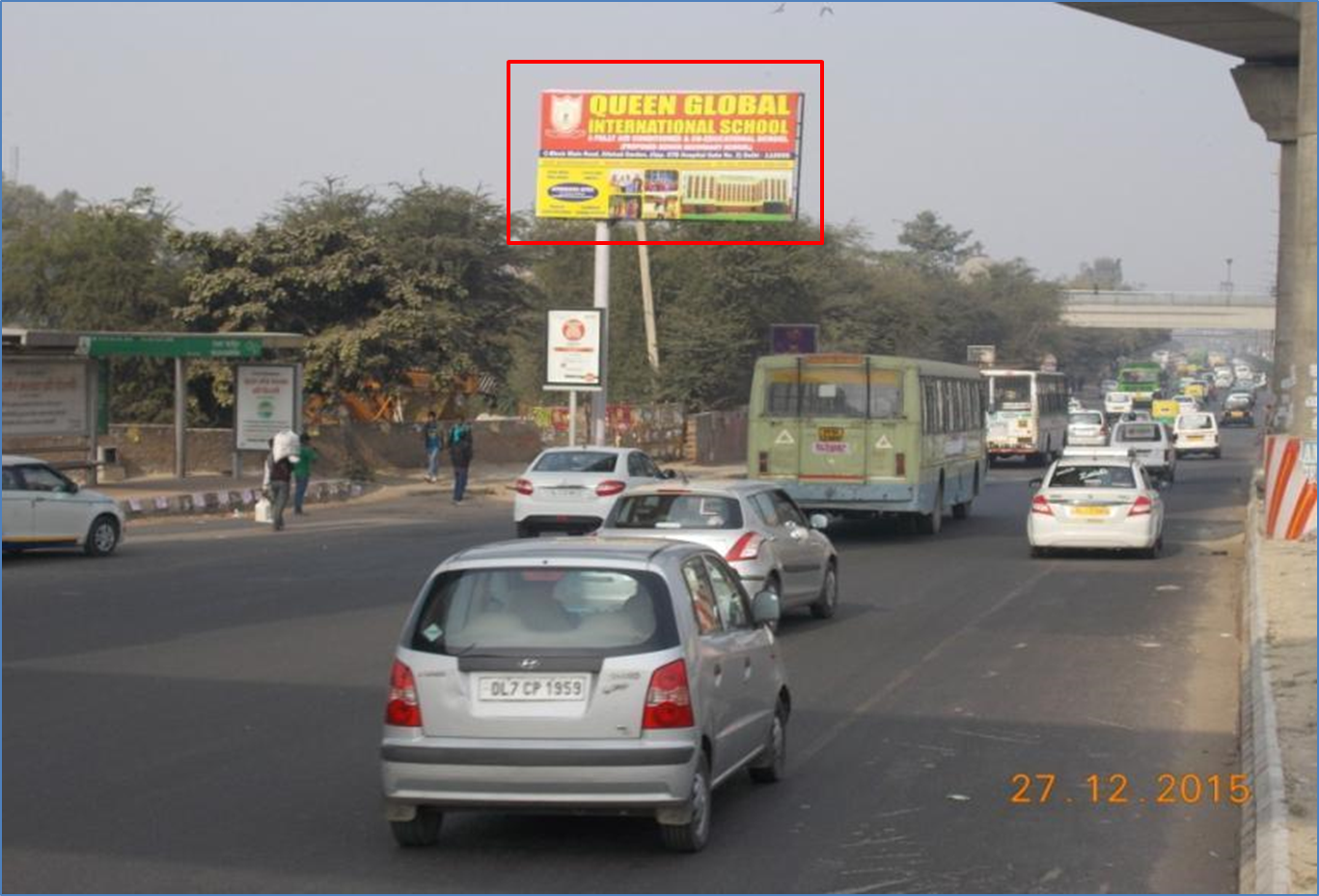 Anand Vihar ISBT, Opp.EDM Mall, Ghazipur, New Delhi