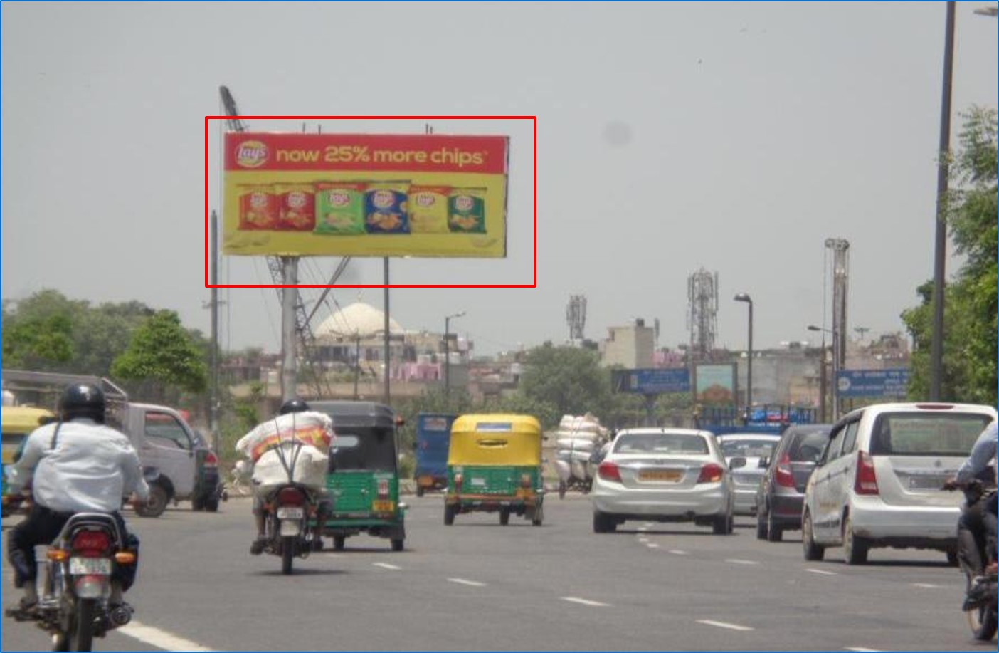 OPP INDIAN OIL PETROL PUMP ( RING ROAD), New Delhi