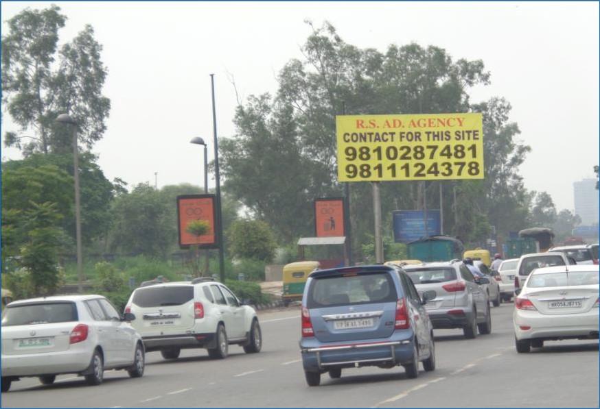 UNIPOLE AT INDRAPRASTH PART GATE NO. 4, NEW DELHI