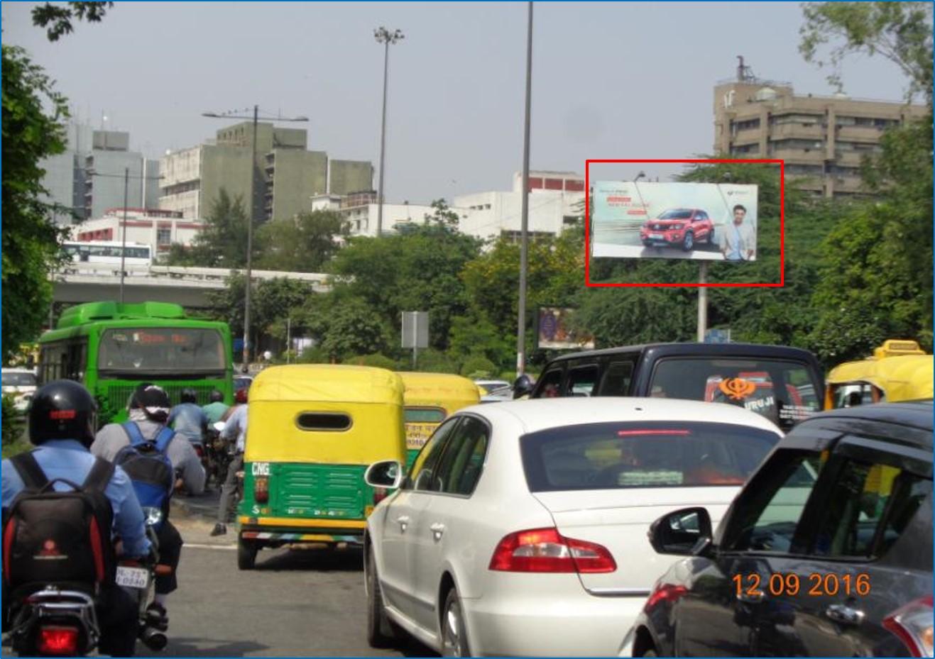 Before Delhi Sachivalye, New Delhi