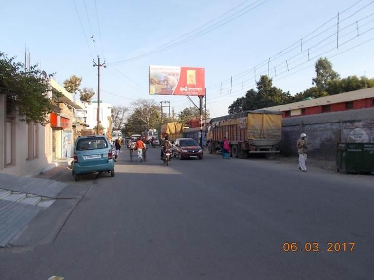 Prem mandir Road, Roorkee