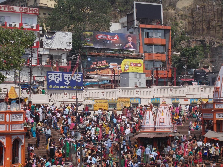 Har ki Pauri Parking, Haridwar