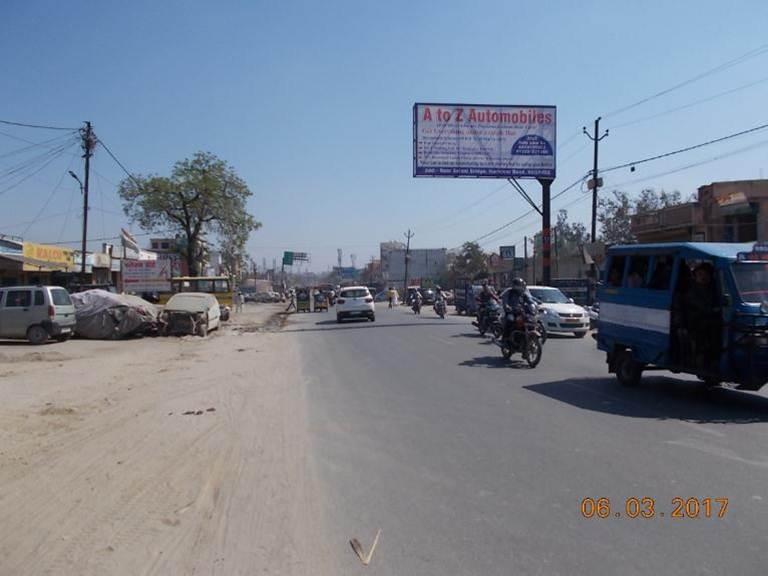 Nr. OBC Bank Rampur Chungi, Roorkee