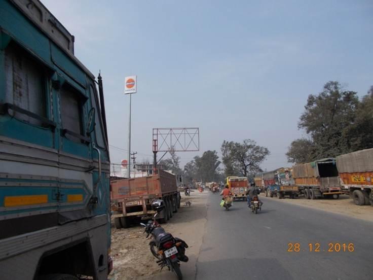 Dehradun Road Petrol Pump, Roorkee
