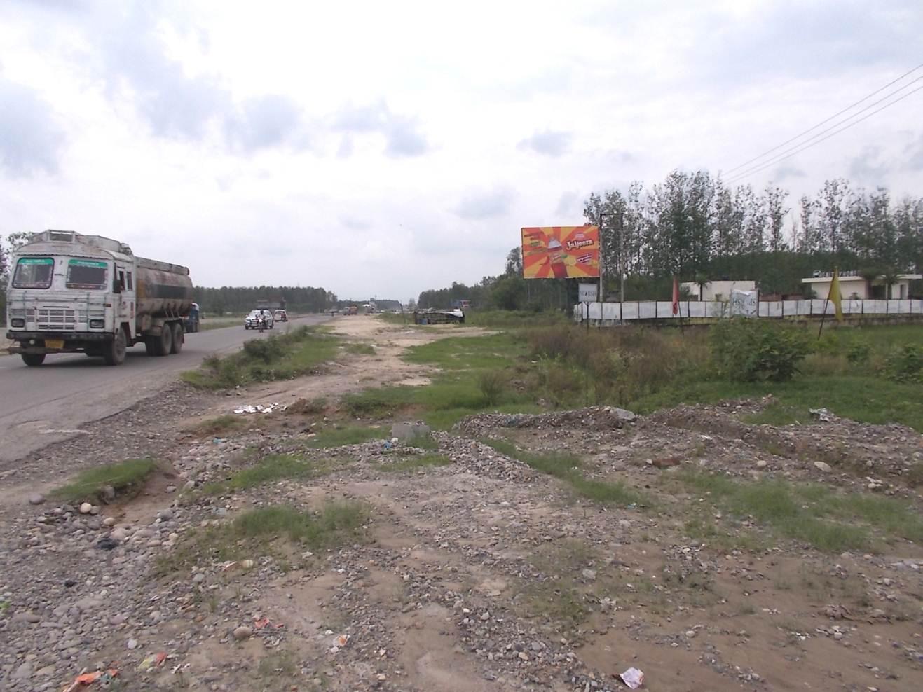 Highway Near Patanjali Ramdev, Bahadrabad