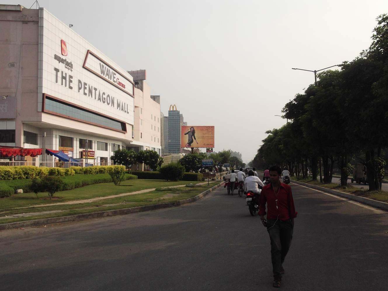Pentagon Mall Opp. Dominos, Haridwar