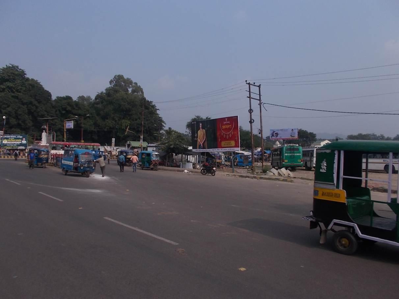 Rishikul Ol Bus Stand & Private Bus Stand & Auto Stand, Haridwar