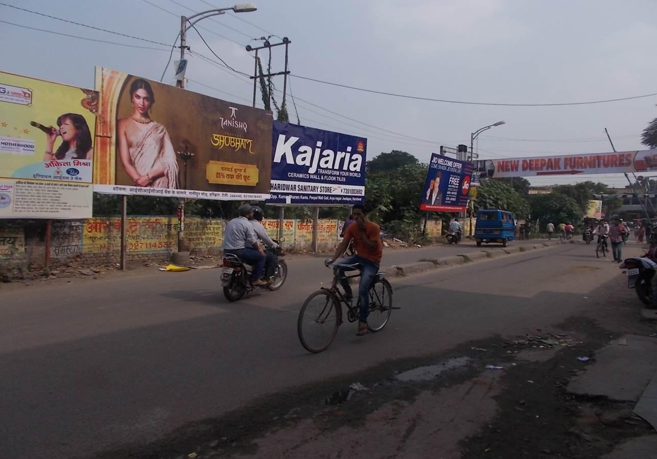 Jwalapur Crossing Near Main Market, Haridwar