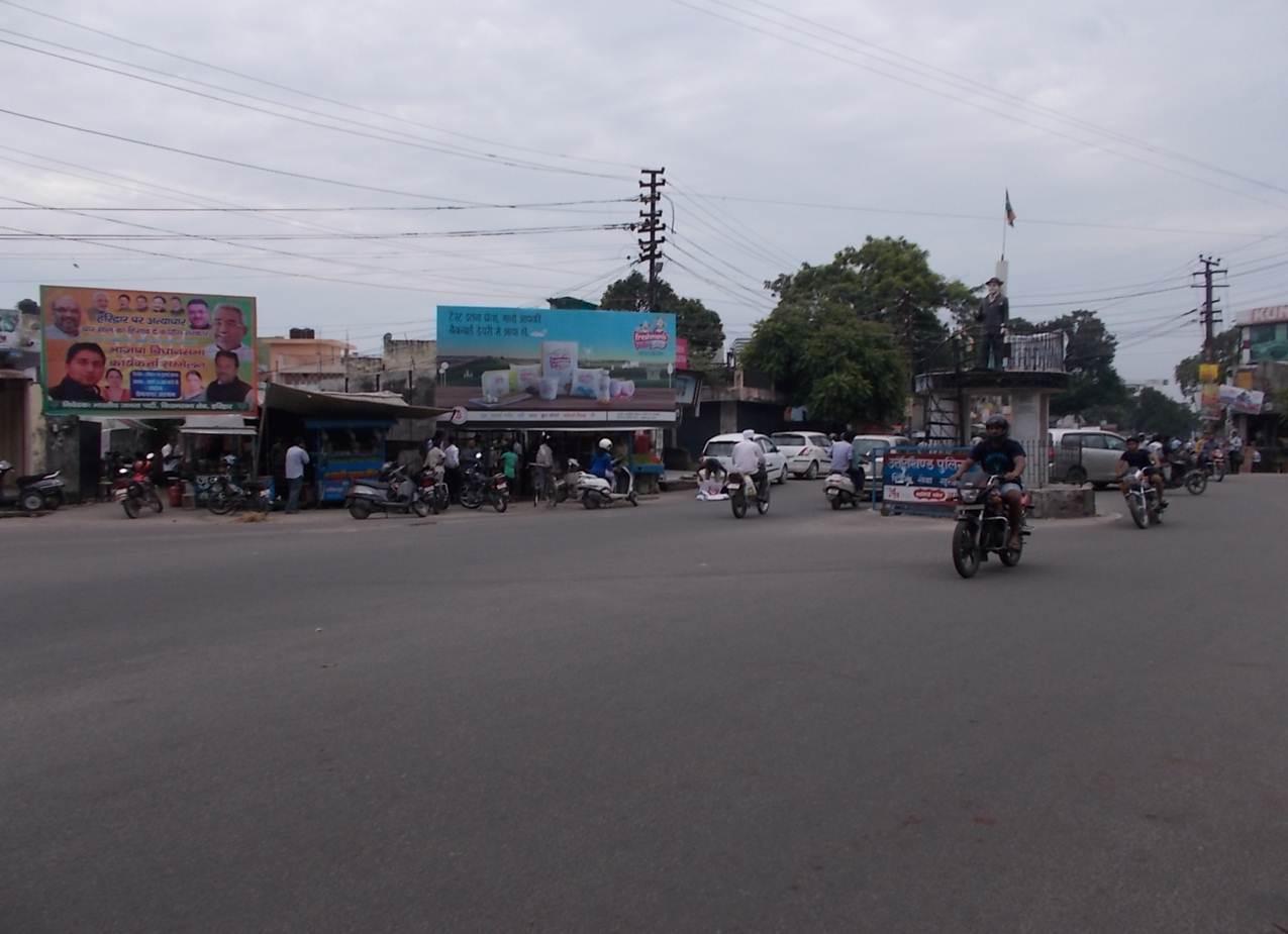 Arya Nagar Main Intersection, Haridwar