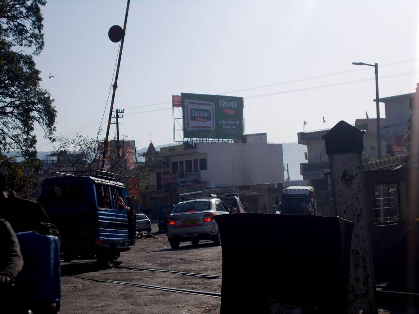 Shyampur Crossing Near IDPL, Rishikesh