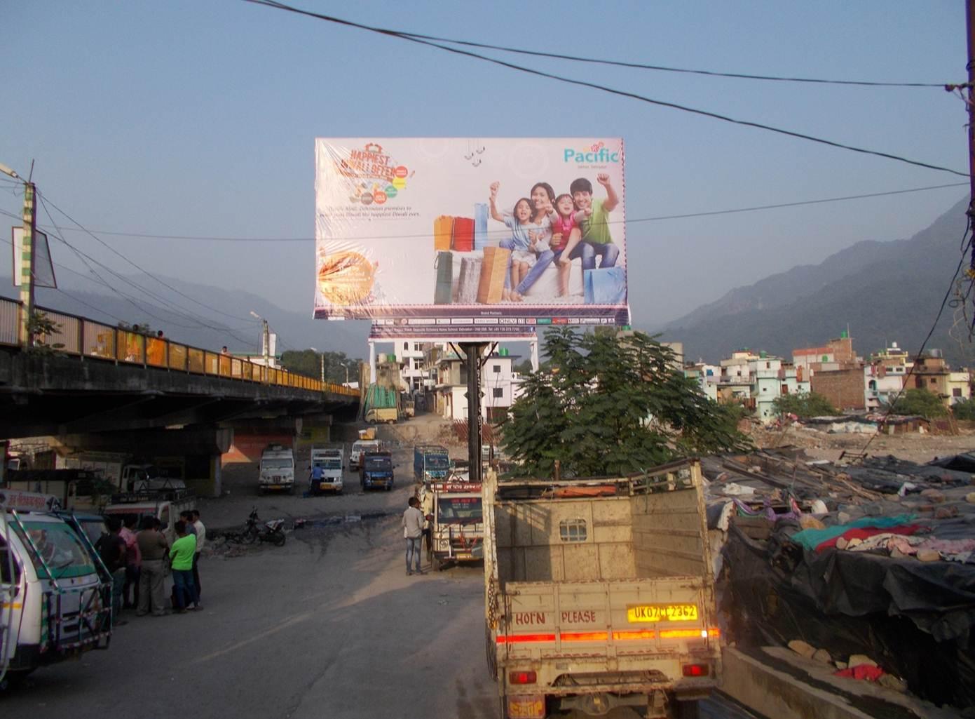 Chandrabagha Bridge, Rishikesh