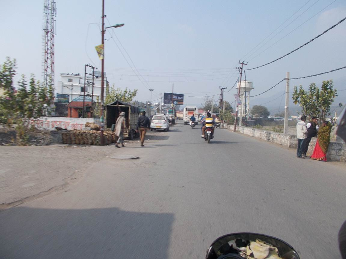 ISBT, Rishikesh
