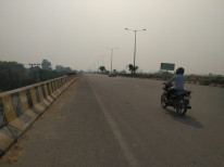 Rohtak and Delhi road