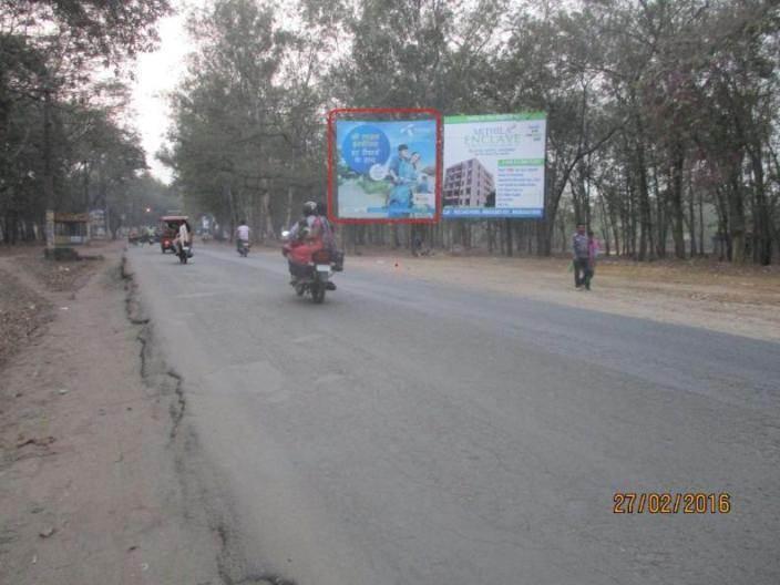 Garga Bridge, Bakaro