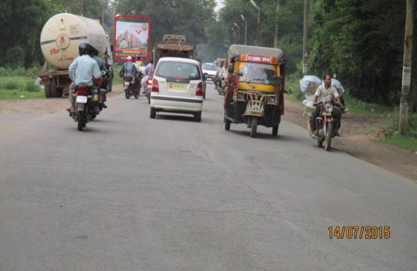 Airport Road, Bakaro