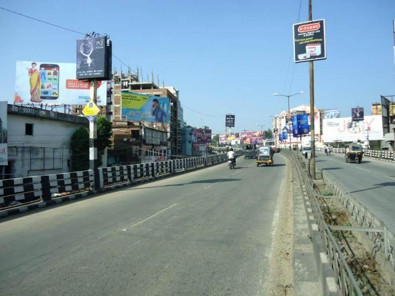 Over Bridge, Ranchi