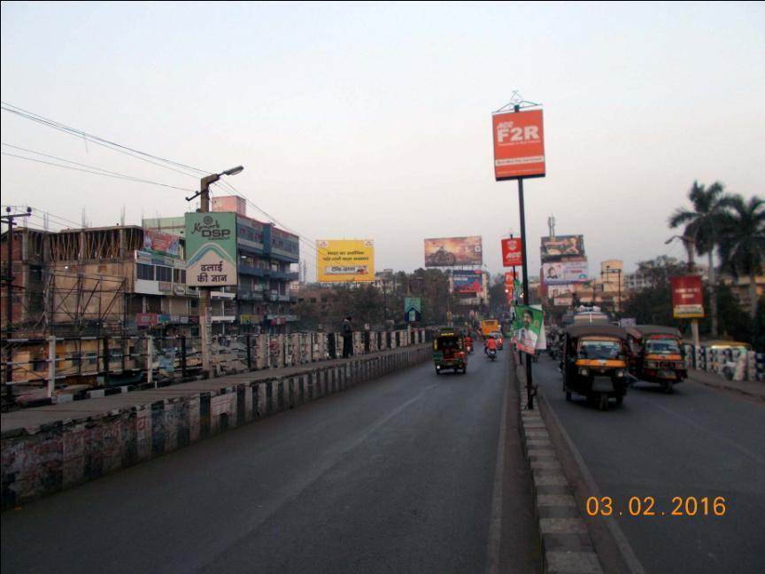 Over Bridge, Dhanbad