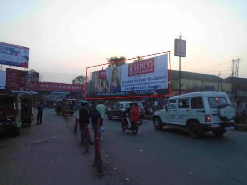 Rangatand Shramik Chowk, Dhanbad