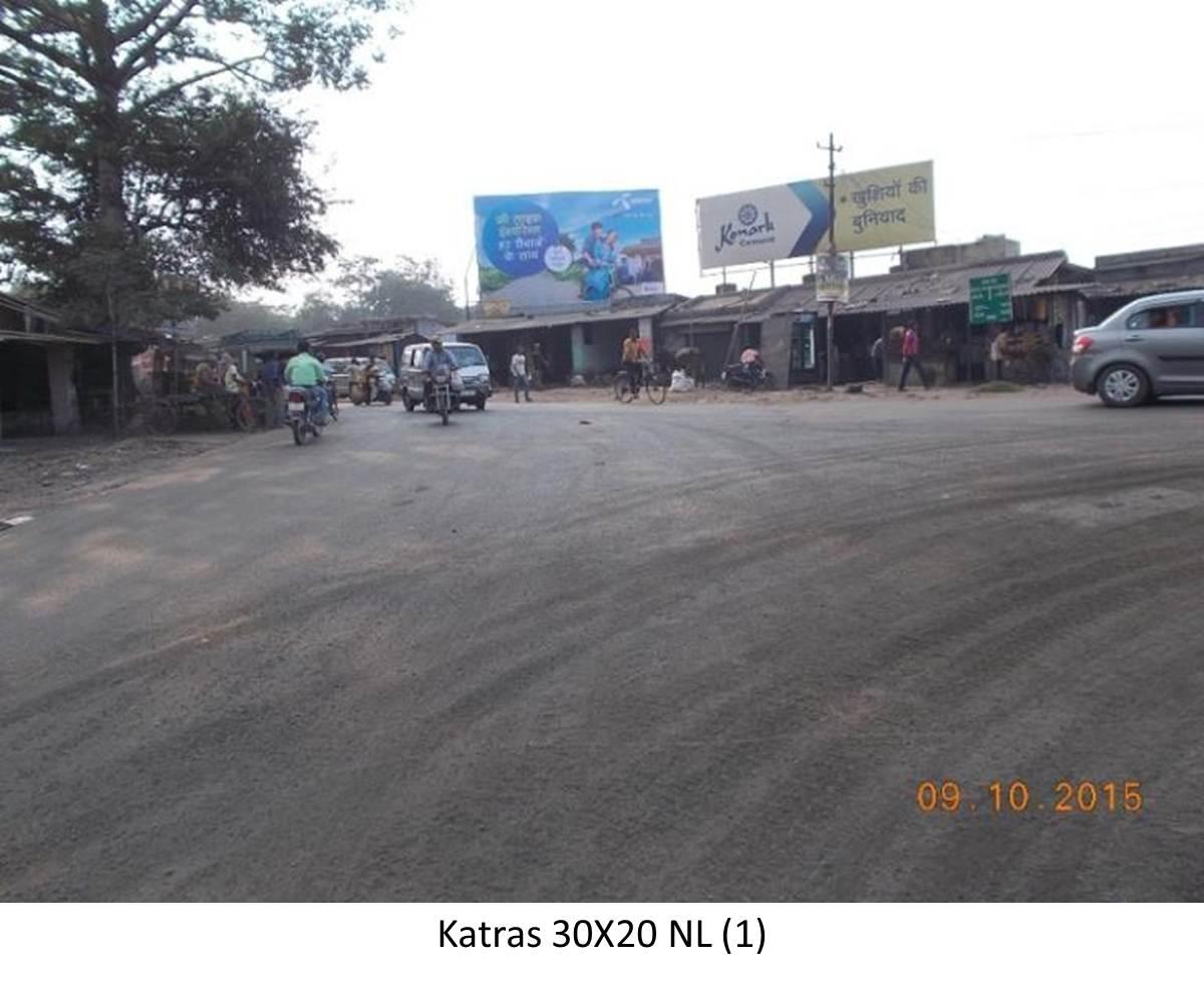 Katrash, Dhanbad