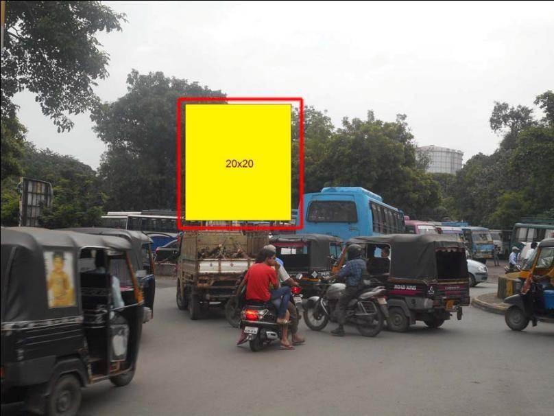 Sakchi Bus Stand Circle, Jamshedpur