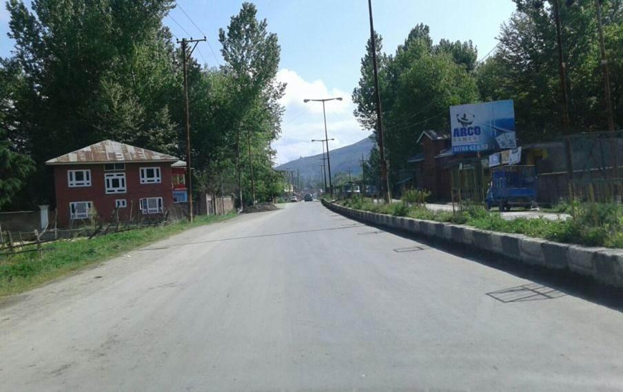 Anantnag Mattan Pahalgam Rd, Jammu
