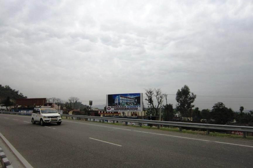 Nagrota Bridge, Jammu