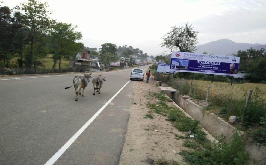 Nomain Katra Rd, Jammu