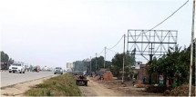Sundarpur Facing Dehradun Road-NH 307