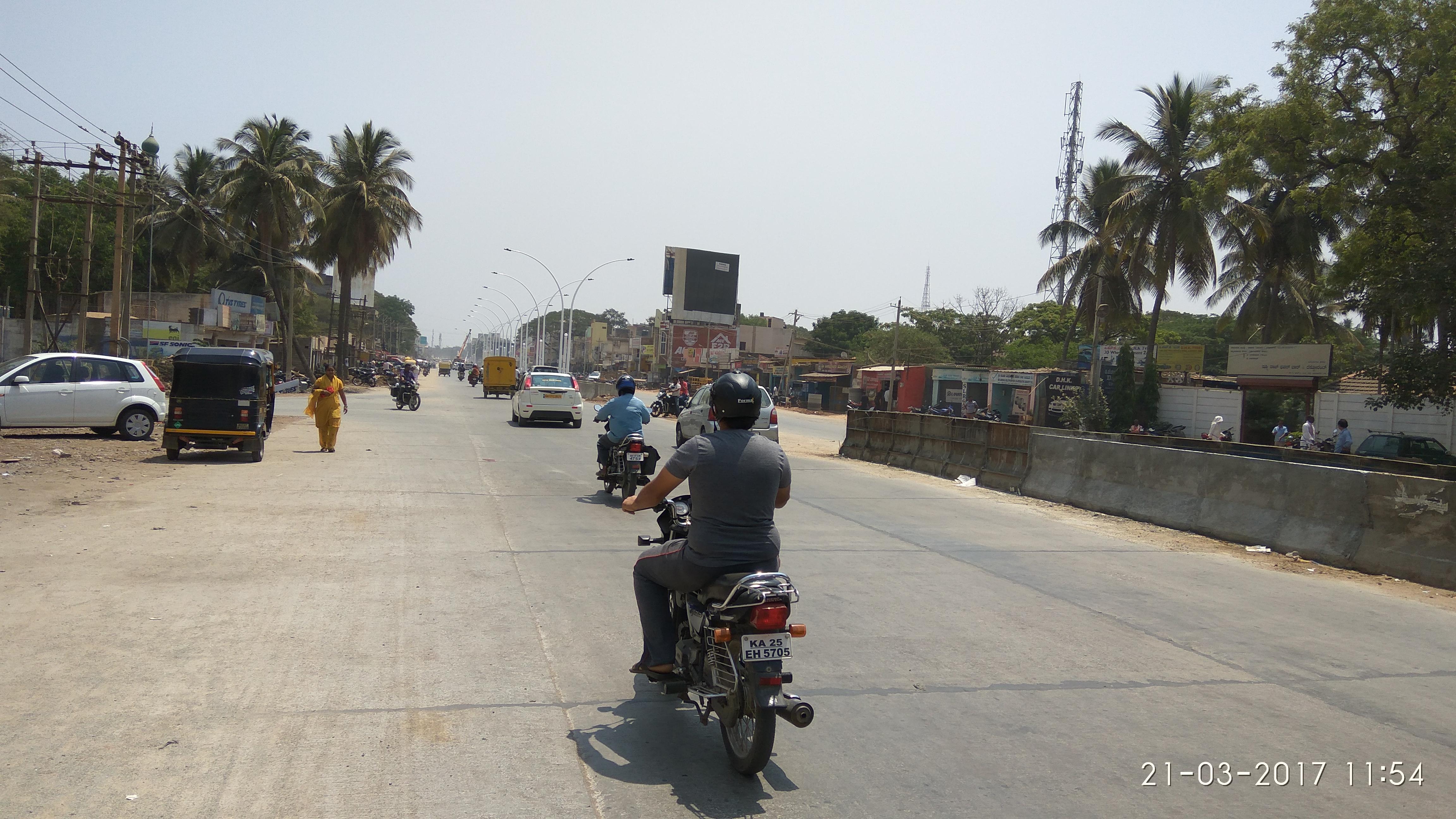 Vinoba Nagar 3rd Cross, P.B Rd, Davanagere