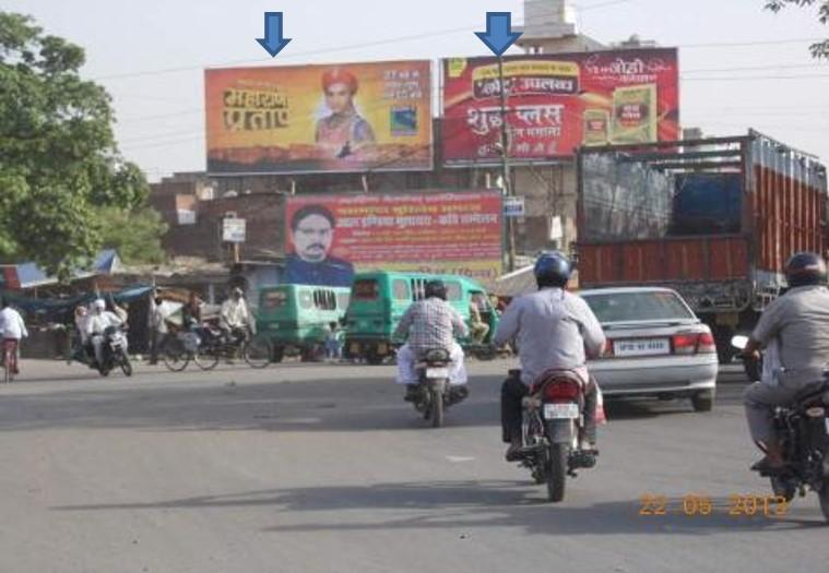 Transport Nagar Circle, Kanpur