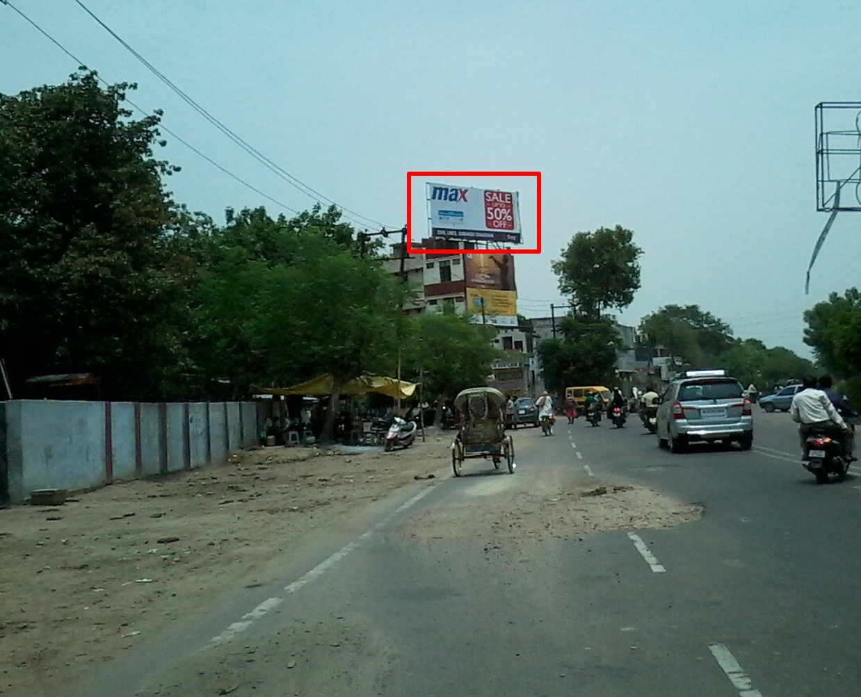 Balson Xing Near St. Anthony, Allahabad