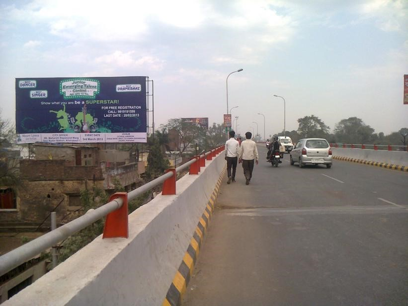 SOHBATIYA BAGH FLY OVER, Allahabad