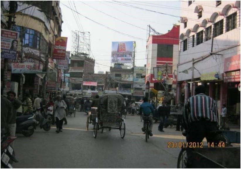 CHOWK GHANTAGHAR, Allahabad