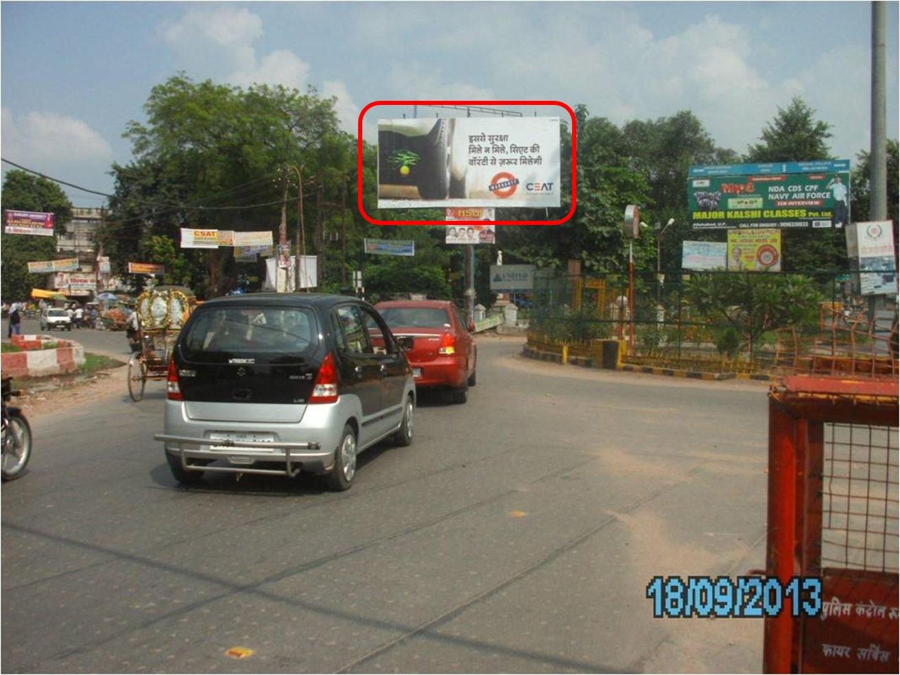 Balson Xing, Allahabad