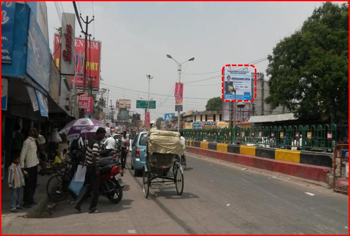 Ganesh X-ing, Gorakhpur