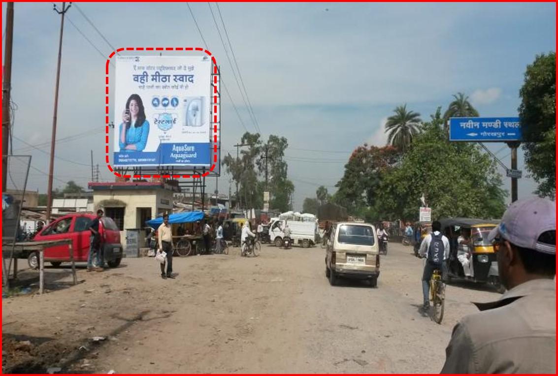 T.P Nagar, Gorakhpur