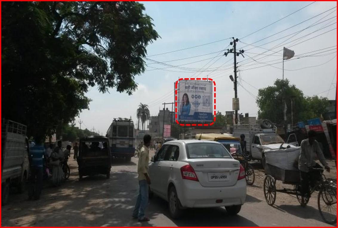 Paidleganj X-ing, Gorakhpur
